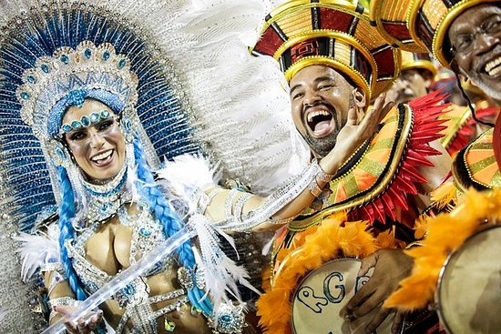 Rio de Janeiro Access Gruppe Samba...