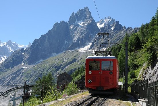 Chamonix Mont Blanc Gold tour from...