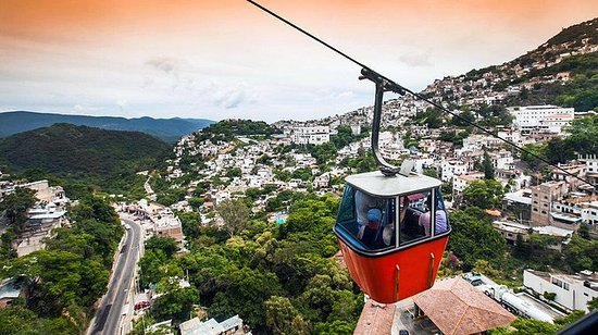 Round Trip Cable Car in Taxco...