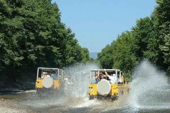 Jeep Safari fra Dalyan