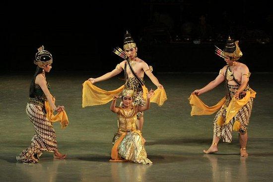 Ramayana Ballet at Prambanan...
