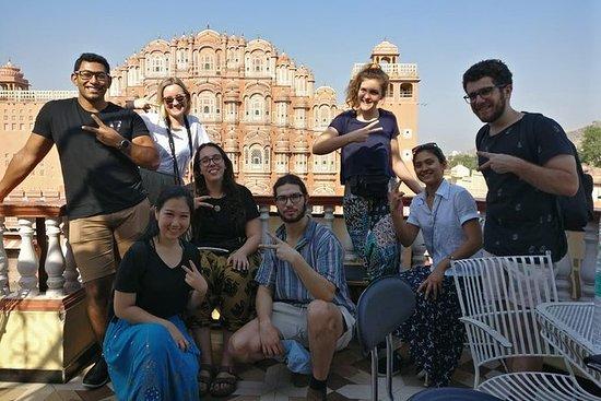 Free Walking Tour Jaipur