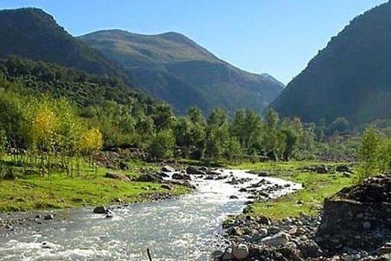 Ourika Valley Atlas Mountains Dagstur