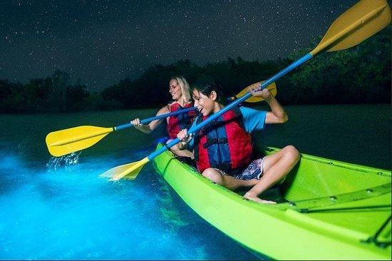 Tour de Kayak de Cocoa Beach Night...