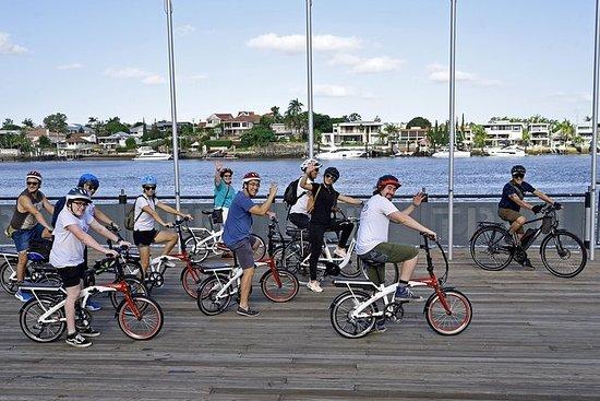 Tour de vélo électrique à Brisbane...