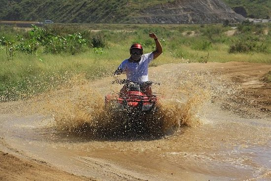 Real Baja off Road Adventure Tour in...