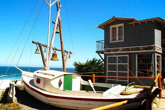 Isla Negra, casa de Pablo Neruda y...