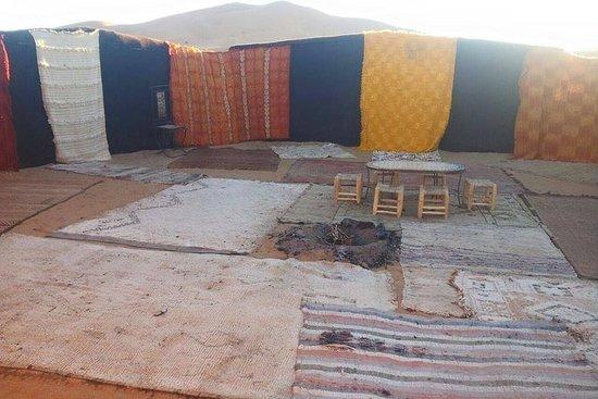 Merzouga Overnight Stay in Berber...