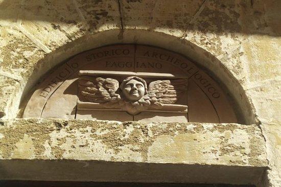 Billet d'entrée du musée Faggiano