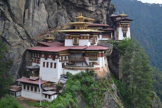 Bhutan Tiger Nest Monastery tour