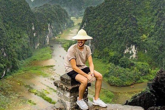 Hoa Lu de luxe - Trang An - Grotte de...