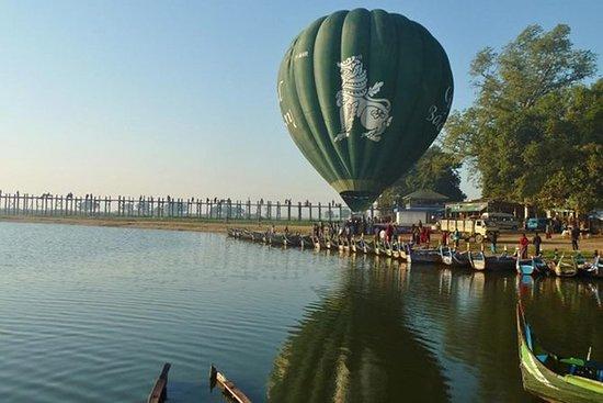 Levar para os céus em Mandalay