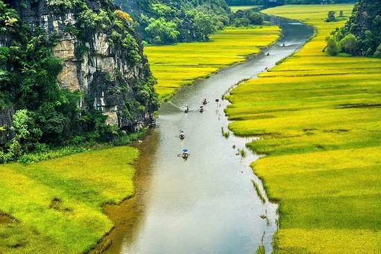 Tam Coc- Halong bay on land full day...
