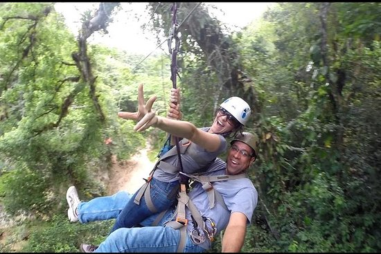 Samana Zip Line with Waterfalls...