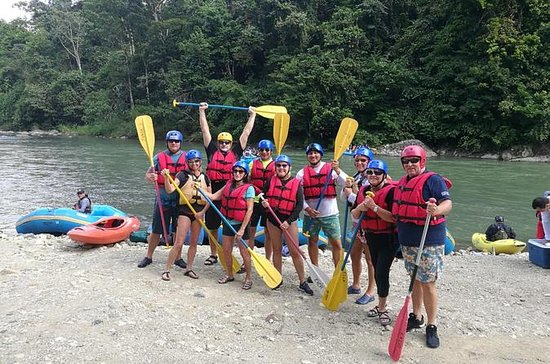 Pacuare River Whitewater Rafting med ...