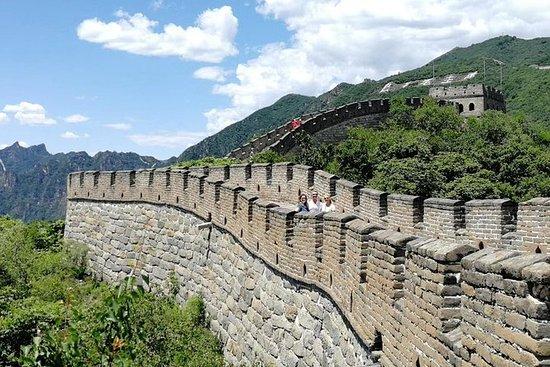 Mutianyu Great Wall e Dingling Tomb