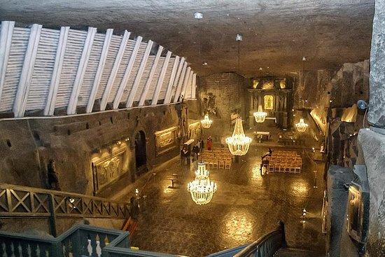 Wieliczka Salt Mine Half-Day Tour...