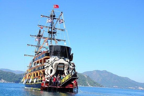 Davy Jones Marmaris Pirate Cruise...