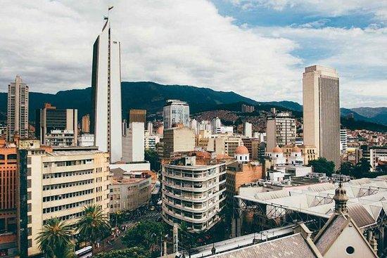 Stadtrundfahrt Medellín
