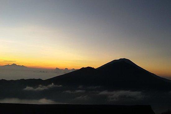 Mt Batur Nascer do sol (durante a...