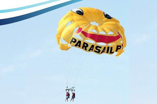 Parachute ascensionnel à Vilamoura...