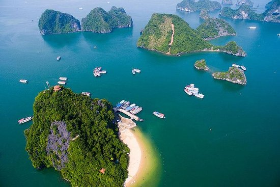 Halong Bay Full Day With Kayaking and...