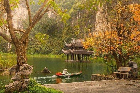 Luxury Ninh Binh full day tour: BAI...