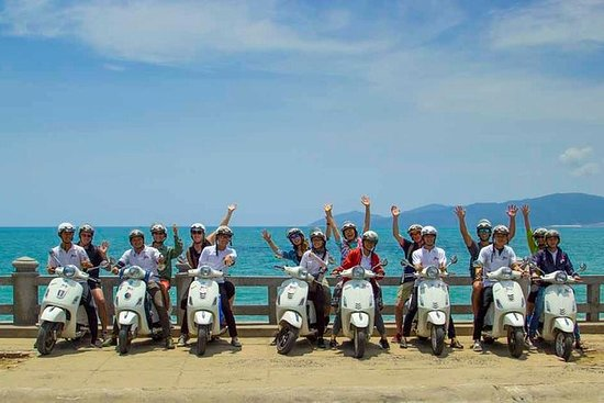 Vespa Adventure Tour