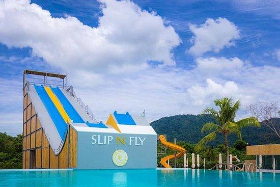 Boleto de entrada de Slip N Fly