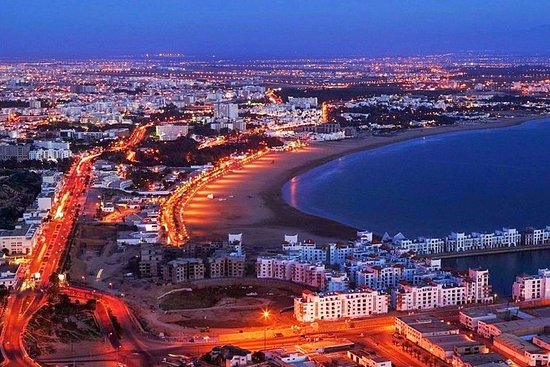 City tour agadir