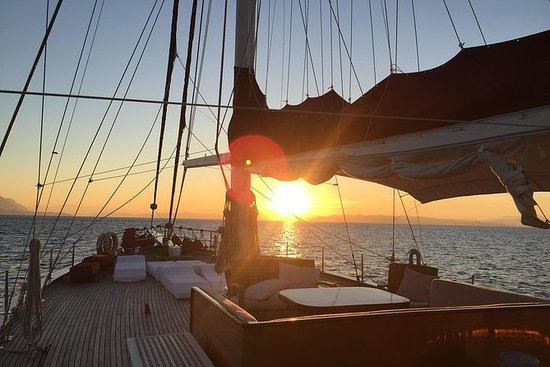 Sunset Cruise with Dinner in Marmaris