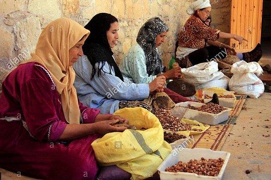 Bezoek aan Argon Factory in Agadir