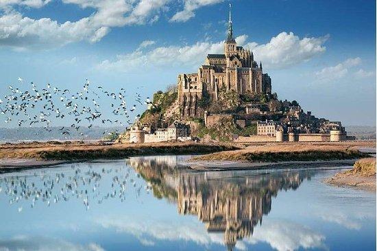 Erfahrung des Mont Saint Michel