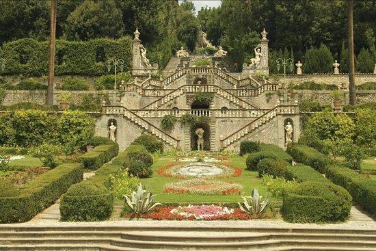 Bilhete de Entrada do Villa Garzoni...
