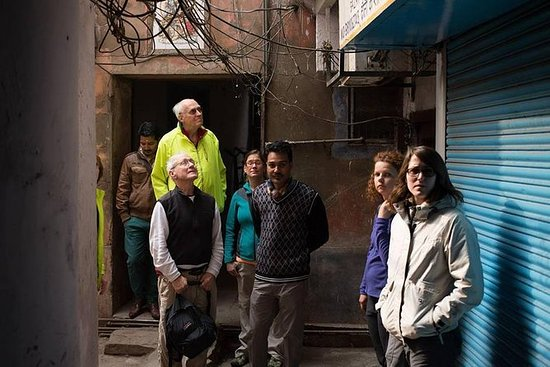 Walking Tour In Old Delhi