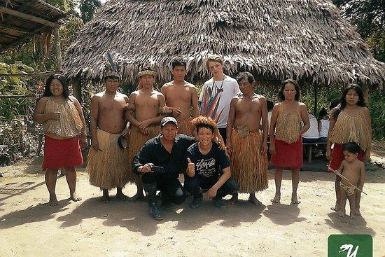 Comunidades Nativas Iquitos (Tour de...