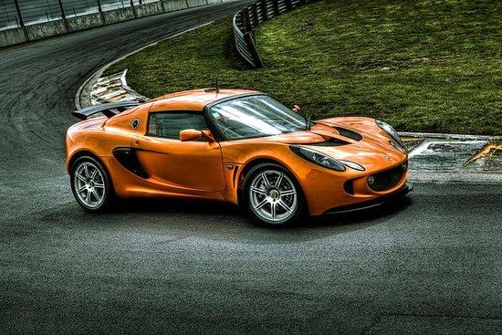 Kjør en Lotus Exige & EVO X Hot...