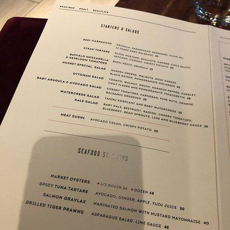 Photo1jpg Picture Of Nusr Et Steakhouse New York City Tripadvisor