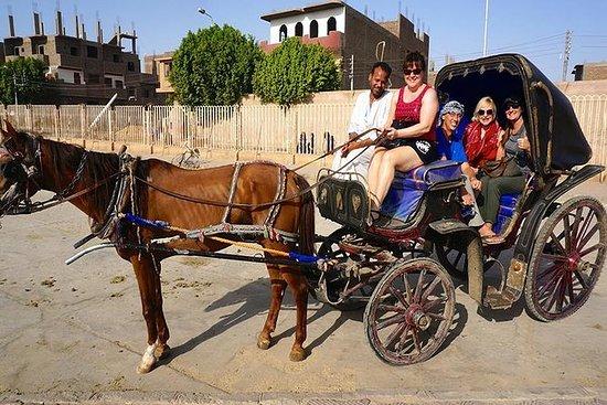 City tour en Luxor en coche de...