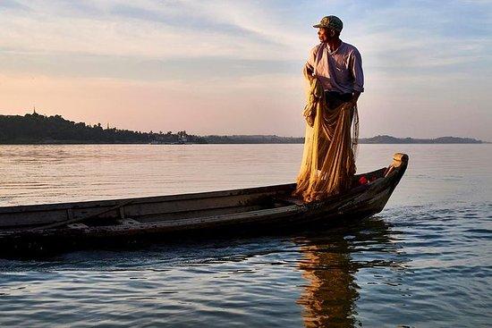Volledige dag Irrawaddy Dolfijnen en ...