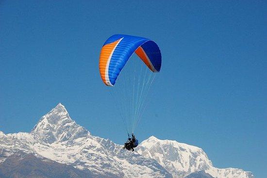 Pokhara- Sarangkot Parapente