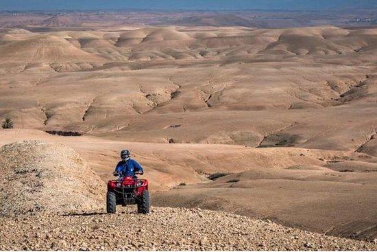 Safari Agafay Au départ de Marrakech...