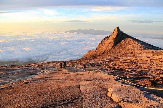 Escalada en el Monte Kinabalu