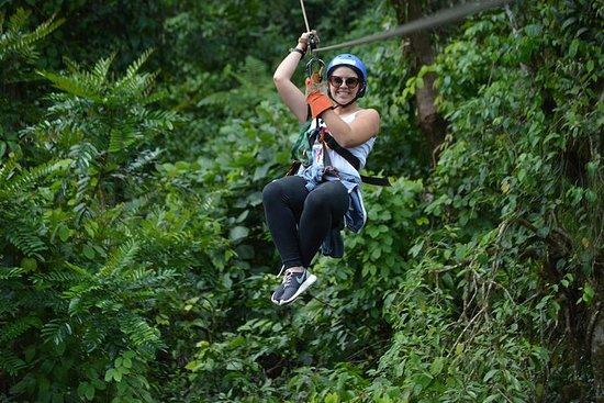 Canopy Tour i Go Adventure Park