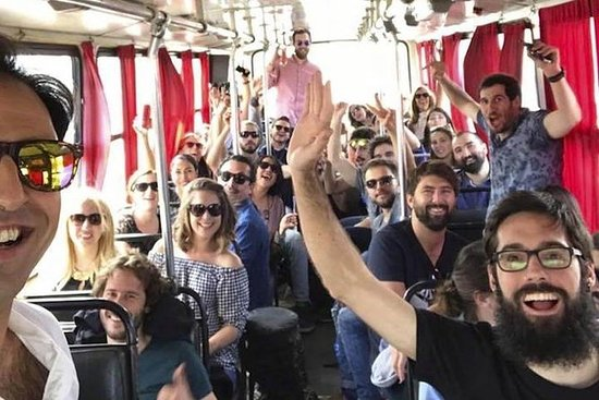 Maipo Valley litle wine bus from...