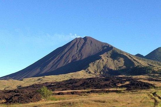グアテマラシティからのパカヤ火山エクスカーション