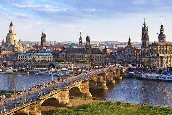 Dresden City Tour med hotell plukke opp og slippe av
