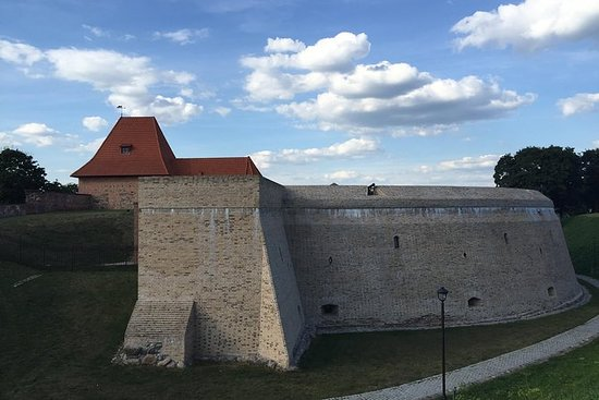 The Artillery Bastion of Vilnius...
