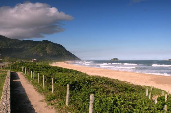 Dagstur til Grumari Beach, Prainha...