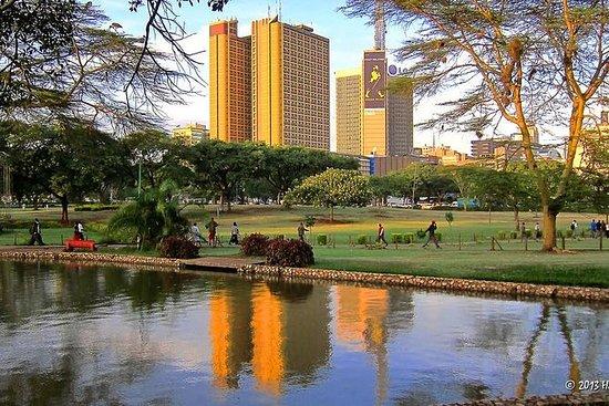 Kenya Nairobi Tour de ville